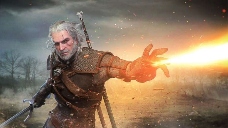 Mod Adds Henry Cavill S Geralt Of Rivia To The Witcher 3